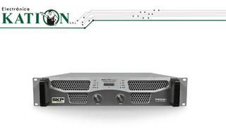 Amplificador Potencia Skp Maxg 1820 X 1800 W La Plata