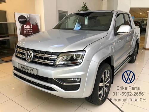 Volkswagen Amarok 3.0 V6 Extreme Patenta 2021 0km Tasa 0% 33