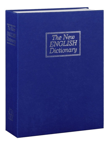 Cofre Tipo Livro Safewell Rw 802 A 1,3 Litros 0,8kg