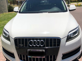 Audi Q7 3.0 Luxury Tiptronic Quattro
