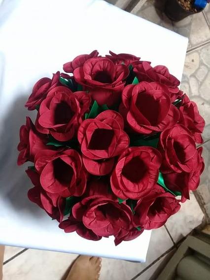 Lindos Arranjos De Flores De Tecidos Com Para Páscoa
