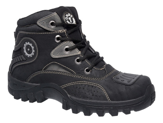 Boots Tênis Bota Cuturno De Motoboy Varias Cores Lançamentos
