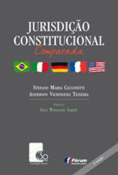 Jurisdição Constitucional Comparada - Brasil, Itália, Ale