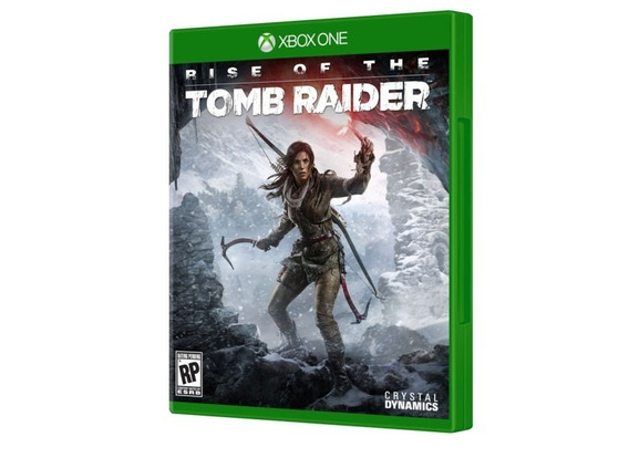 Rise Of The Tomb Raider X Box One Midia Fisica
