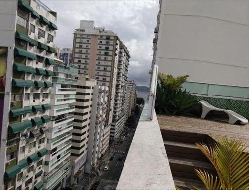 Imagem 1 de 19 de Cobertura Residencial À Venda, Icaraí, Niterói. - Co0099