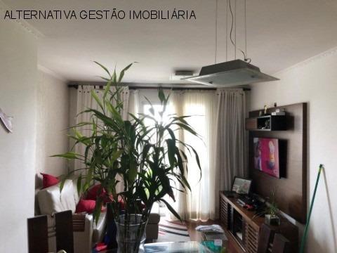 Imagem 1 de 16 de Apartamento Residencial Em São Paulo - Sp, Jaguaré - Apv2630