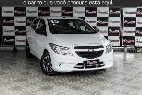 Chevrolet Onix Lt 1.0 Mpfi 8v 4p Mec. 2015