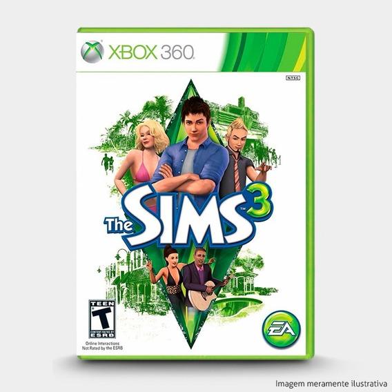 The Sims 3 - Original Para Xbox 360 Novo