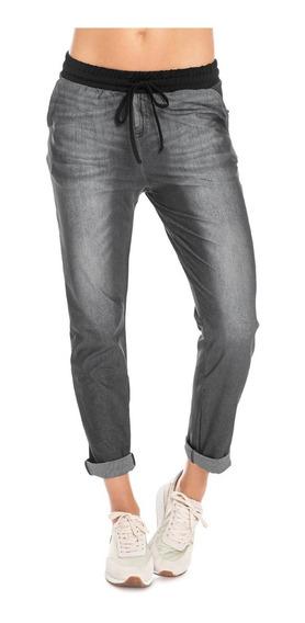Calça Boyfriend Live Jeans Endless Black
