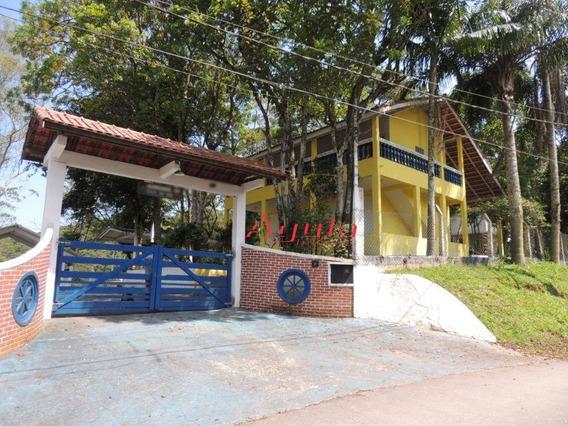 Chácara Com 2 Dormitórios À Venda, 10500 M² Por R$ 600.000 - Riacho Grande - São Bernardo Do Campo/sp - Ch0080