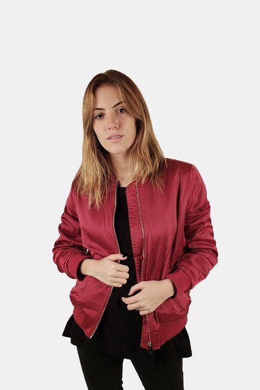 Campera Bomber Mujer Tatto Fight For Your Right