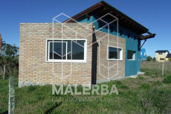 Casa A Estrenar Mar Del Sud (nuevo Valor)