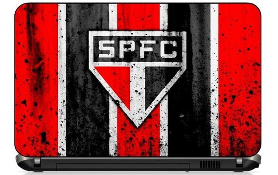 Skin Notebook Sao Paulo Tricolor Rogerio Ceni Soberano