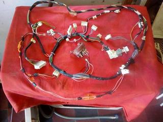 Cableado Electrico Lavarropas Top House Th601