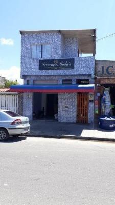 (ref: 5135)casa Com Salão Comercial - Itanhaém/sp - Savoy