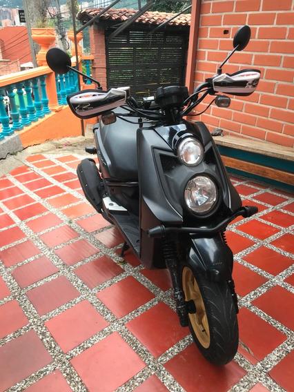 Yamaha Bws X Gris 2015