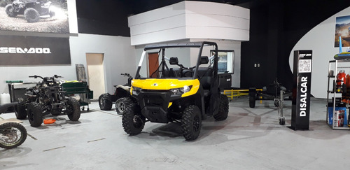 Can-am Defender H5 2021