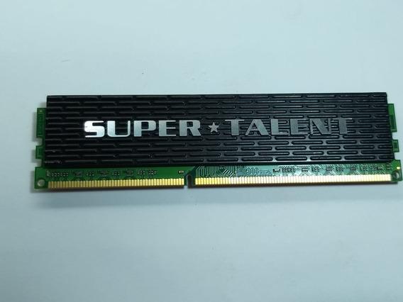 Memória Super Talent Black Ddr3 2gb 13333