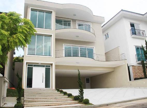 Sobrado Com 4 Suites ( Condomínio Fechado ) À Venda, 435,00 M² Por R$ 3.200.000 - Jardim Hollywood - São Bernardo Do Campo/sp - So0074