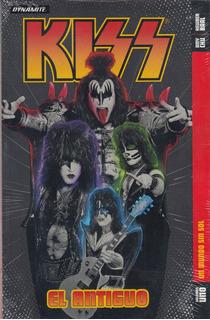 Comic Kiss: El Antiguo Vol. 1: Un Mundo Sin Sol Sellado