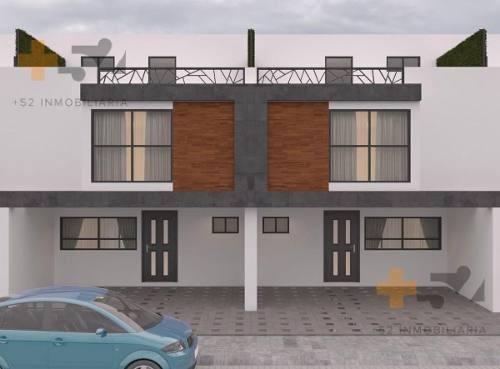 Casas En Venta Cerca De Plaza Explanada Cholula Puebla