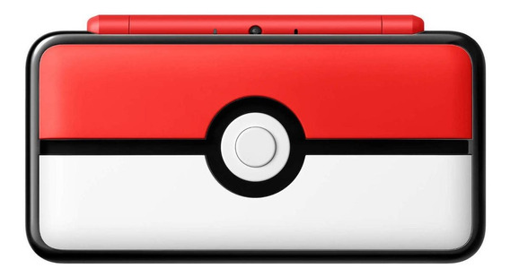 New Nitendo 2ds Xl Pokemon 64gb Destravado Com 30 Jogos