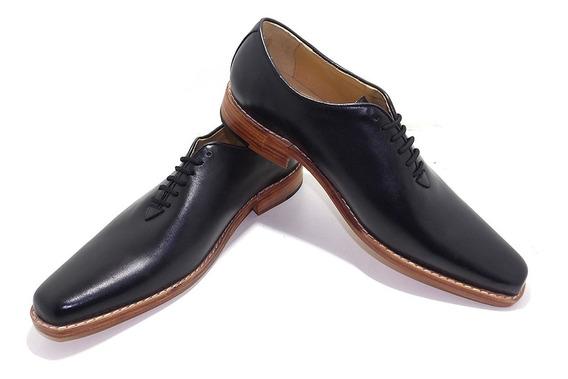 Zapato Acordonado Hombre -cuero Vacuno - Art 1261