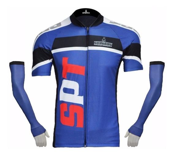 Camiseta + Manguito Spartan Uv 50+ Ref 08 / Ref 02