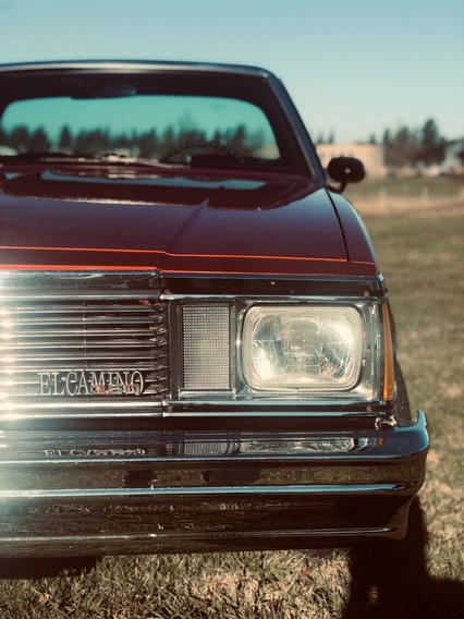 Chevrolet El Camino 1980 Unico! Restaurado 100%