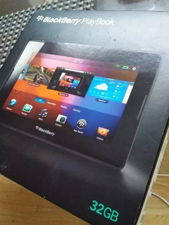 Excelente Tablet Blackberry