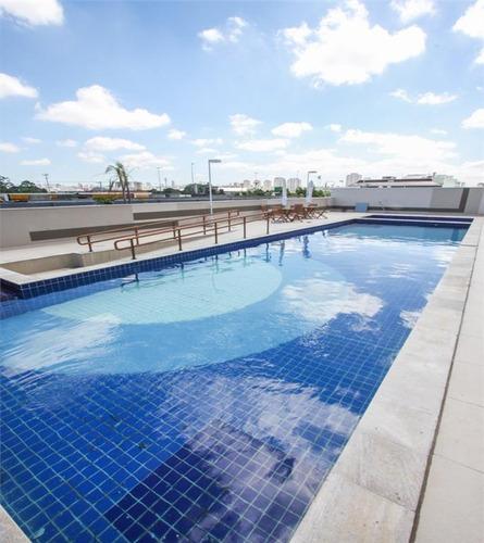 Apartamento Em Alto Do Pari, São Paulo/sp De 55m² 2 Quartos À Venda Por R$ 450.000,00 - Ap153344