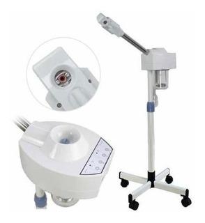 Vaporizador Ozono De Pedestal Para Cosmetología Y Barbería