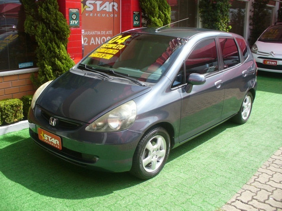 Fit 1.4 Lxl Automático Cvt 2004 Starveiculos