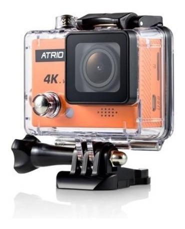 Câmera Ação Atrio Fullsport Cam 4k Completa Lançamento Dc185