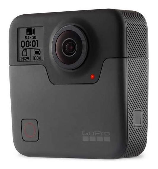 Câmera Gopro Fusion 360 Lacrada Cupom Fiscal Best Buy Eua Nova Original 12x Sem Juros