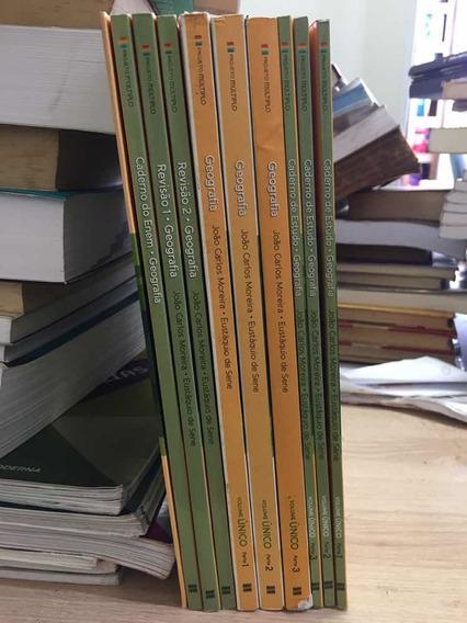 Projeto Múltiplo - Geografia - Ensino Médio - Vol. Único