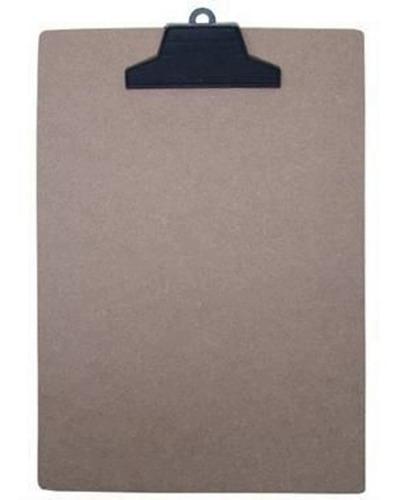 Imagem 1 de 1 de Prancheta Acrimet 117  Mdf Com  Prendedor Plástico  Oficio
