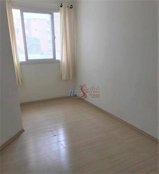 Apartamento Residencial Para Locação, Vila Formosa, São Paulo. - Ap2278