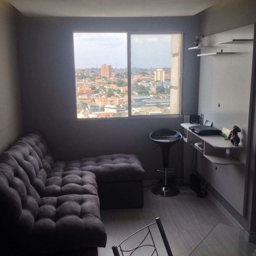 Apartamento 45 M² 2 Dorms No Horto Do Ipê - 1 Vaga - 39
