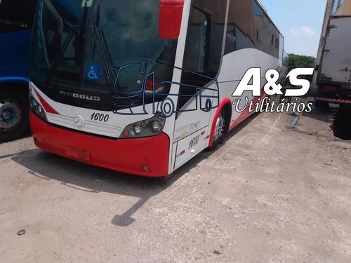 Imagem 1 de 4 de Neobus Spectrun Road 370 2010 Super Oferta Confira!! Ref.217