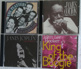 The Platters / James Cotton / Janis Joplin / John Lee Hooke