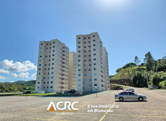Acrc Imóveis - Apartamento Novo No Bairro Itoupava Central - Ap03403 - 67657998