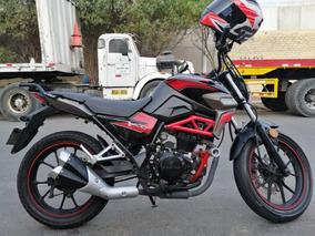 Moto Ssenda Viper 200dkr