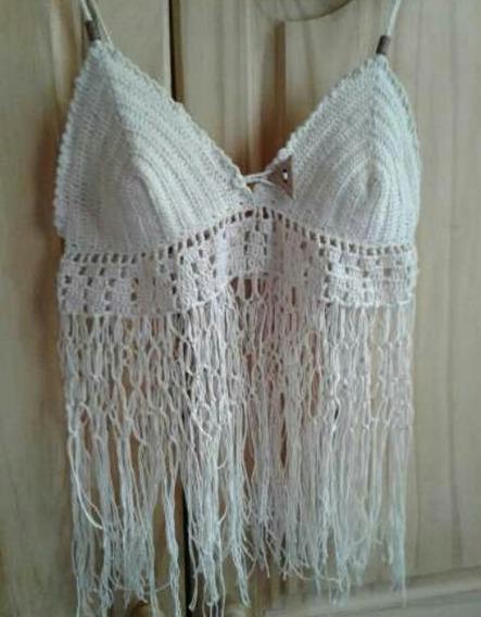 Top Al Crochet