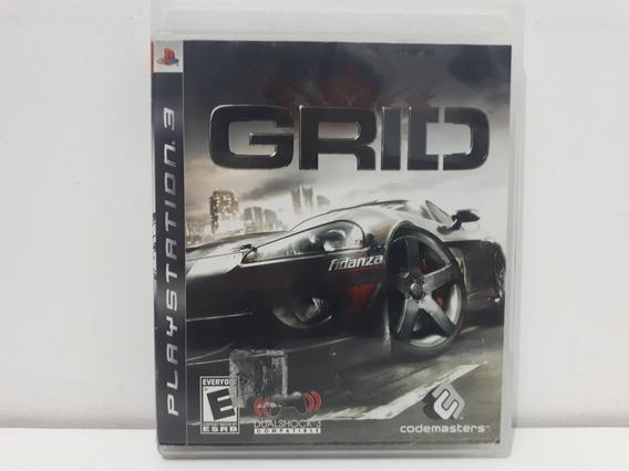 Grid Corrida Ps3 Playstation 3