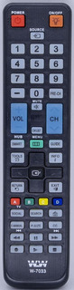 Controle Remoto-lcd-samsung Ref:7033