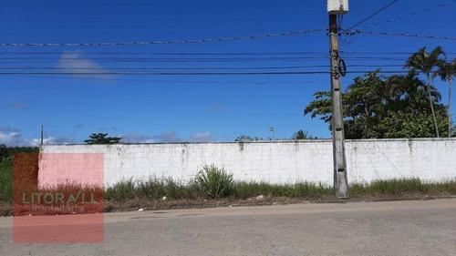 Imagem 1 de 4 de Terreno À Venda, 520 M² Por R$ 100.000,00 - Estância Balneária De Itanhaém - Itanhaém/sp - Te0387