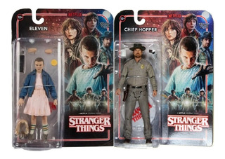 Stranger Things Eleven Y Hopper Mcfarlane Original