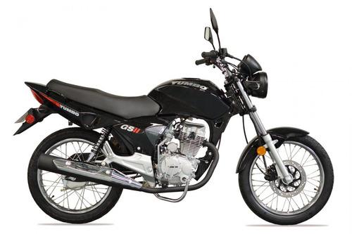 Yumbo  Gs 125 Ii Calle Financia En 36 Cuotas Delcar Motos®