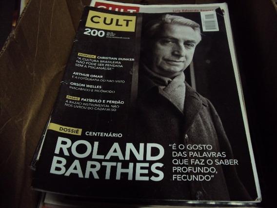 Lote Com 6 Revista Cult Brasileira De Literatura